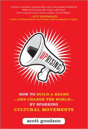 Uprising - how to build a brand