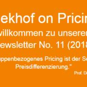 Pricing-Newsletter - Das LSDC-Modell des Pricing