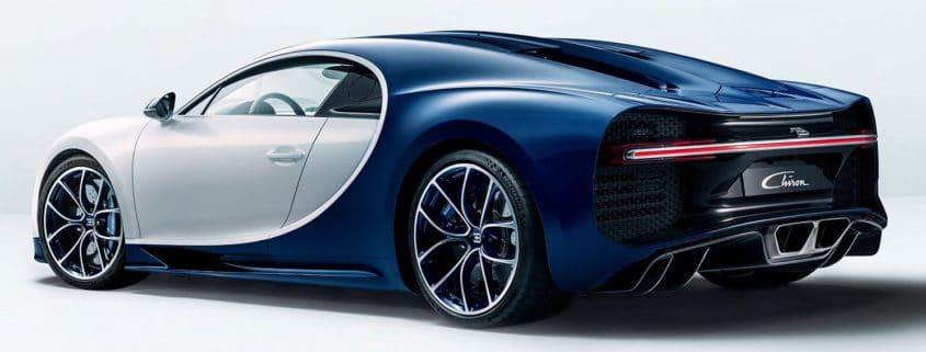 Bugatti-Geschichte