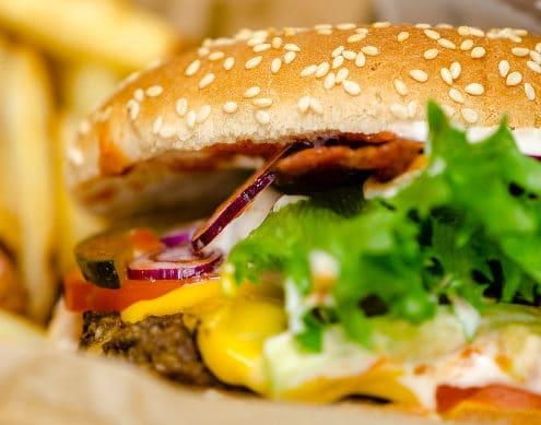 Burger Kings aggressive Werbung
