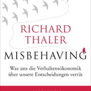 Richard Thaler - Misbehaving
