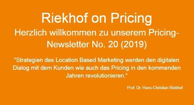 lbm individualisiertes pricing