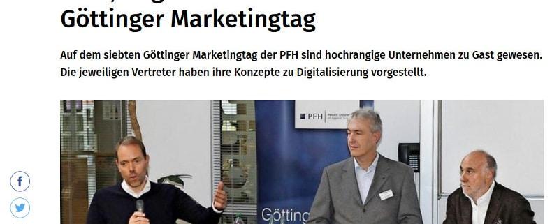 GT Göttinger Marketingtag