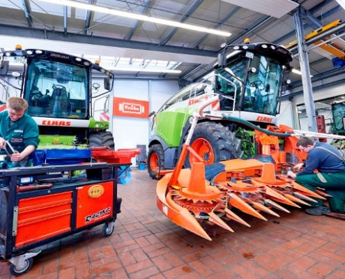 Fricke Landmaschinen