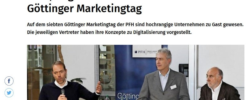 GT 7. Göttinger Marketingtag 2019