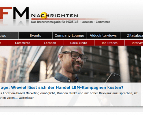 GFM Nachrichten zu LBM-Kampagnen