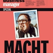 Harcard Business Manager - Macht