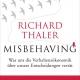 Thaler - Misbehaving