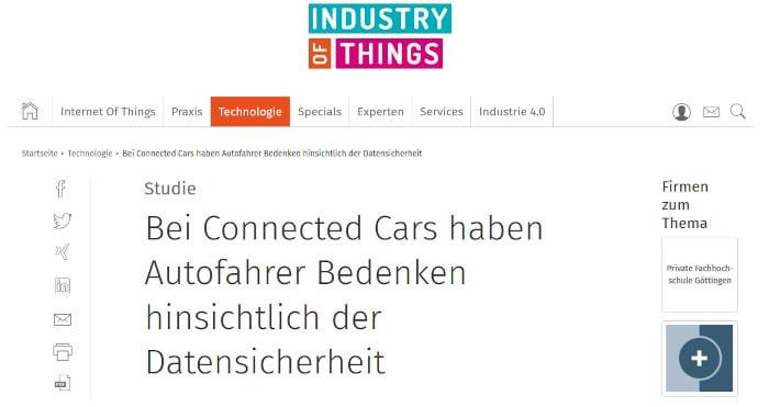 Industry of Things