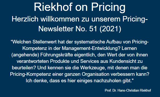 Pricing-Seminaren